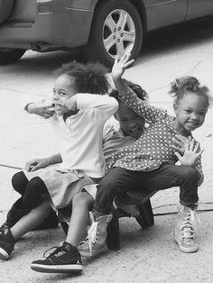 Kids having fun 2014