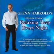 Glenn Harrold's Ultimate Guide to Relaxing Sleep Every Night (AUDIO): Narrated by Glenn Harrold  (We use this instead of melatonin now.)
