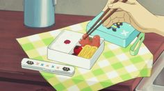 anime burning kitchen gif - Google Search