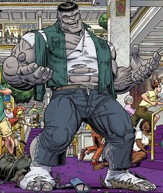 Photo by Marvel Comics Life on March can find Guardians of the galaxy and more on our website.Photo by Marvel Comics Life on March Hulk Marvel, Marvel Dc Comics, Marvel Heroes, Avengers, Marvel Comic Universe, Comics Universe, Ultimate Hulk, Hulk Art, Red Hulk