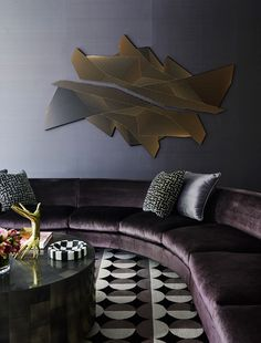 SOFAS IDEAS | Melbourne House by Greg Natale - desire to inspire - desiretoinspire.net | bocadolobo.com/  #modernsofa #sofaideas