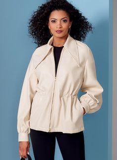 V1840 | Misses' Jacket | Vogue Patterns