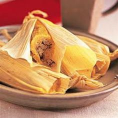 Homemade Tamales-South Texas Style