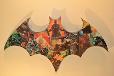 Batman Wall Plaque made to order by helloskywalker on Etsy, $35.00