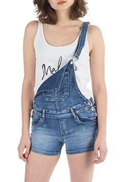 Only Damen Jumpsuit Shorts Overall Playsuit Kurze Hose Sommerhose Top SALE /%