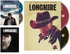 Free USA Shipping on Every Order! Longmire Series, Walt Longmire, Mystery Novels, Mystery Series, Craig Johnson, Close Caption, Dry Humor, Famous Books, Dvd Set