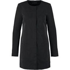 ONLY ONLMALENE Krótki płaszcz black