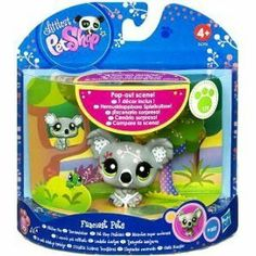 Littlest Pet Shop Fanciest Pets Series 1 Figure Koala by Hasbro. $14.24. Give your Littlest Pet Shop Fanciest Pets a home with these great sets! Each figure has its own little home. Koalas have trees, turtles have the seas, and you can keep them whereever you please!