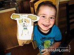 Charlie the Cavalier Puppet Activity + Book - BPhotoArt.com