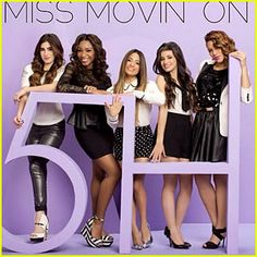 Fifth Harmony: The group – made up of Ally Brooke, Camila Cabello, Normani Hamilton, Dinah Hansen, and Lauren Jauregui – was formed on the second season of The X Factor last year and this is their first original song together.