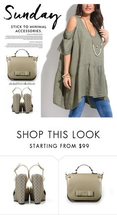 """""""STYLED BY LIZ"""" by elizabethhorrell ❤ liked on Polyvore featuring Beyond Skin and LIN Nature"""