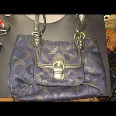 Selling this Coach Purse in my Poshmark closet! My username is: monig2105. #shopmycloset #poshmark #fashion #shopping #style #forsale #Coach #Handbags
