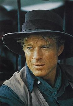 "Robert Redford in ""Out of Africa"""
