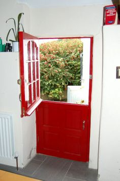 irish cottage half doors - Google Search