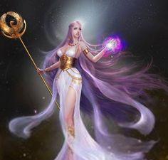 Athena/Saori