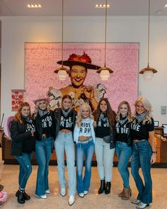 """Brooke Jones on Instagram: """"nailed it"""" Bachelorette Party Themes, Hipster, Instagram, Style, Swag, Hipsters, Hipster Outfits, Outfits, Bachelorette Themes"""