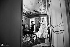fotografo matrimonio Torino - www.davideverrecc... - matrimonio in Italia - Destination wedding Italy - matrimonio sul Lago d'Orta - Orta lake wedding - american wedding - Isola San Giulio - Vestito Vera Wang - Sottero - Davide Verrecchia
