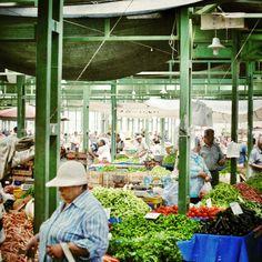 Turkish Food Market