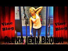 Fitness Alexa Jean Brown - YouTube