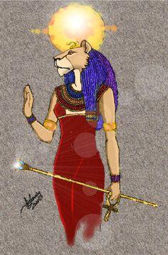 Sekhmet | Sekhmet - The Kane Chronicles Wiki