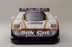 THE EX-WALKINSHAW RACING, SPA 1000KM WINING, 1987 SILK CUT JAGUAR XJR-8 ENDURANCE RACING GROUP C COUPÉ