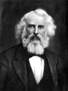 Henry Wadsworth Longfellow ~ February 27, 1807 - March 24, 1882 was an American poet and educator. He predominantly wrote lyric poems which are known for their musicality and which often presented stories of mythology and legend.