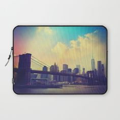 Buy Brooklyn Bridge Laptop Sleeve by haroulita!!. Worldwide shipping available at Society6.com. Just one of millions of high quality products available.