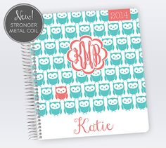 2105 Family Planner by PlumPaperDesigns on Etsy