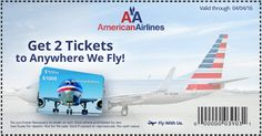 Hurry! American Airlines is giving away tickets to fans