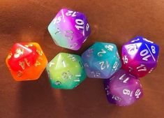 One of the owners of Kraken Dice posted some. Tiefling Sorcerer, Dragon Dies, Dungeons And Dragons Dice, Boho Diy, Kraken, Decir No, Nerdy, Character Design, Geek Stuff