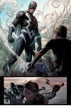 Preview: Uncanny Inhumans, Page 3 of 6 - Comic Book Resources