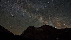 Vía Láctea sobre el Ibón de Plan by Sergi Monsegur on Flickr.