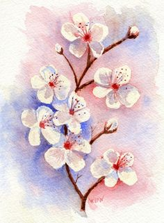 Cherry Blossoms– if I had the body, I would get this tattooed down my side! Maybe one day I will :)
