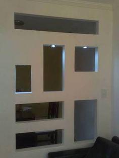 nicho de drywall com fita de led - Pesquisa Google