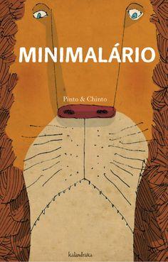 Minimalario by Pinto & Chinto: Animal short tales. #Books #Kids