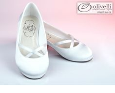 Ella - Bridal Shoes - Joy Bridal Shoes | Olivelli Elegant Wedding & Evening Dress Boutique
