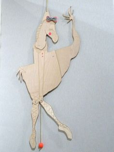 horsing around with ballet
