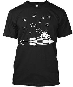Skylab S Hanes Tagless Tee T-Shirt