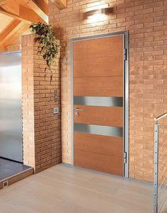 Puertas Modernas – para hogares contemporáneos de Oikos
