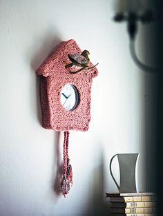 Cuckoo clock!