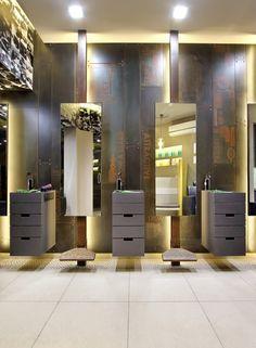 Capital Salon by Archis Patel & Tanvi Rajpurohit, Vadodara – India » Retail Design Blog