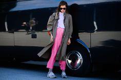 The Best Street Style From Copenhagen Fashion Week   - ELLE.com