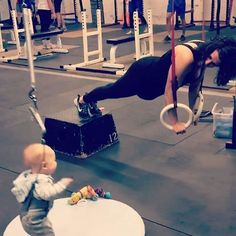 @mrsharman2015 you are such an inspiration! We love seeing baby Holt every morning ❤  Repost @mrsharman2015  Since Holt was 6 weeks old I have made a point of getting up everyday and take my little man and go to the gym. Don't get me wrong it's not easy but after having a baby, like so many mothers it takes time to heal and understand your body and embrace the changes. I encourage any mom to find a place that you can go too, where you love the community, find challenges and victories and…