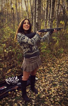 Girls with Gun: This is just Classy Girl with Preppy Pearls