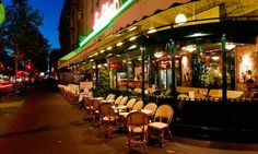 I confess, I'm looking for Hemingway and Stein's Paris. What do you thinl of Le Select?