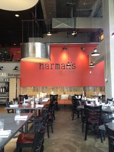 Harman's Eat & Drink | American Restaurant in Denver |