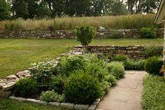 Idea for the herb garden near the patio -- Michael Trapp   Interior Design, Landscape Design & Antiques   Projects