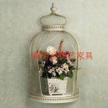 Европейский мода стиль сада кованого железа клетка для птиц / декоративные клетки / мода клетка / современный стиль клетка(China (Mainland))
