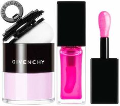 ***Givenchy - Spring 2017 Point D'Encrage Collection - Makeup Collections***