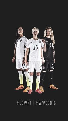 Womens world cup 2015! I will be glued to the television- Deana was of this caliber www.adealwithGodbook.com